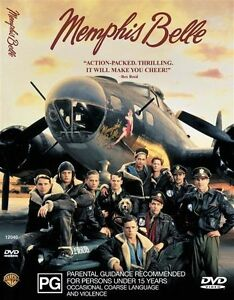Memphis-Belle-DVD-2000-Harry-Connick-Jr-John-Lithgow-Matthew-Modine
