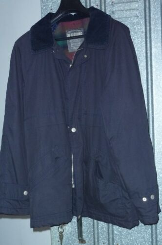 Italy Giaccone Zip Uomo In Made Clothing Industries Large 00Zqw