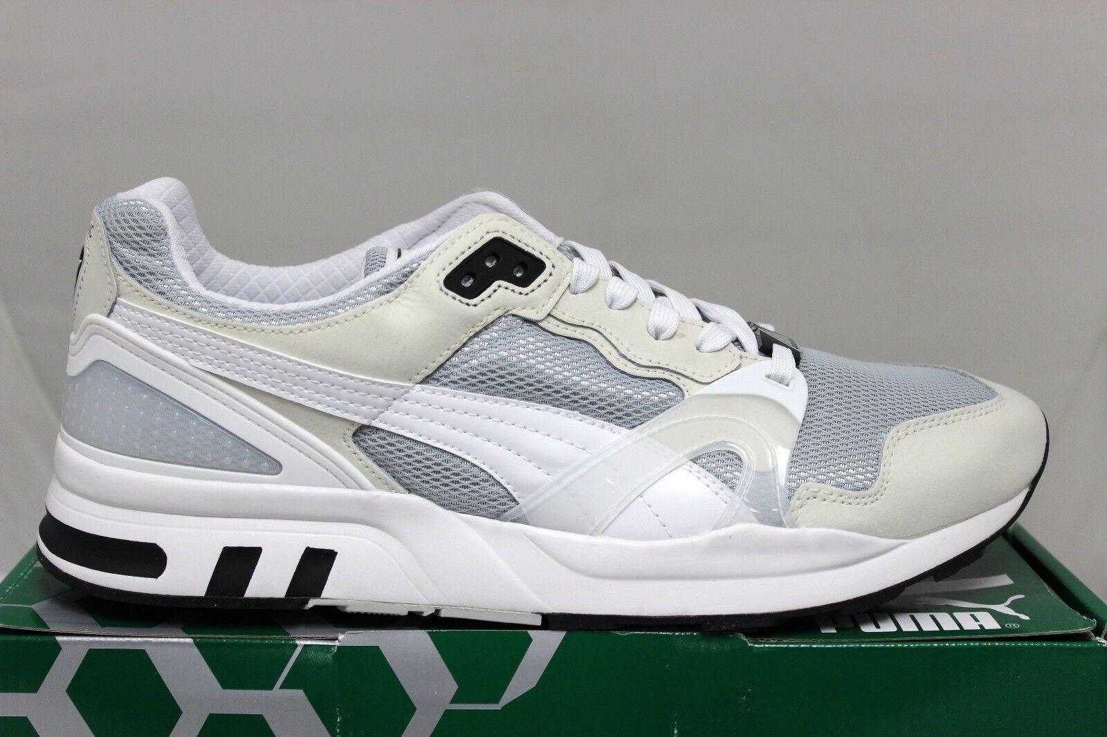Puma xt2 bianco su zecca bianco 358138 01 puma bianco d'argento, nuovo di zecca su 6543f8