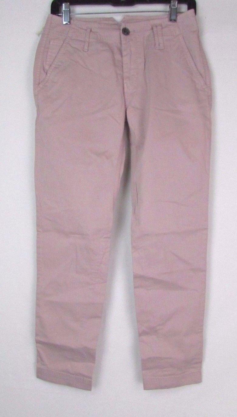 Diesel Mauve Purple Career Pants Women's Stretch Size 26, 27 00TQN MSRP  188