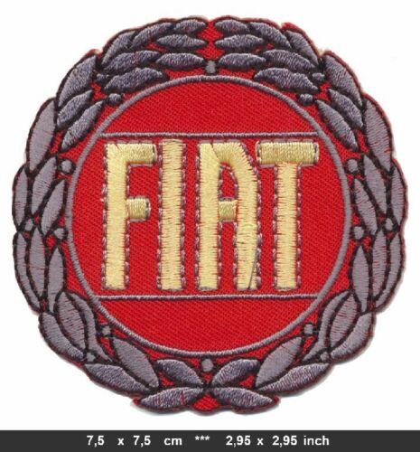 Fiat Patch Patch perchas imagen automóviles Oldtimer Topolino turín Italia