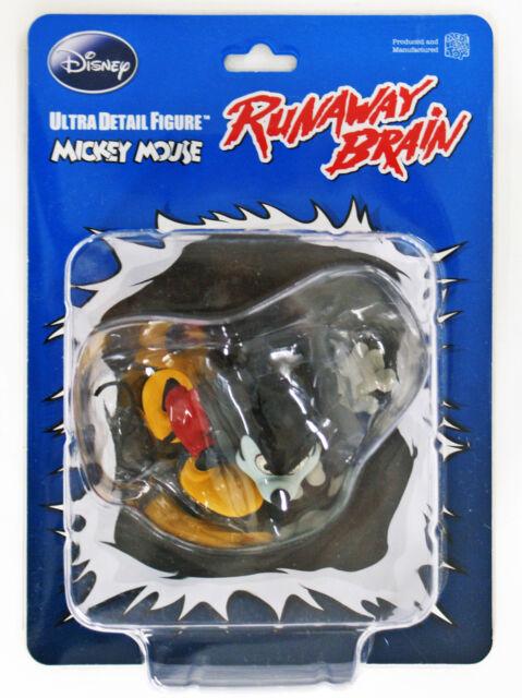 Medicom UDF-129 Ultra Detail Figure Series Mickey Mouse (Runaway Brain)