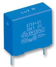 Film Suppression Casquette Sup X2 Pp 0.22UF 275VAC Rad Condensateurs