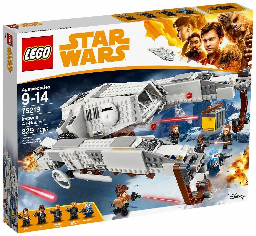 spedizione veloce e miglior servizio Set LEGO estrella guerras réf  75219 - IMPERIAL AT-HAULER AT-HAULER AT-HAULER - NEUF scellé  la migliore moda