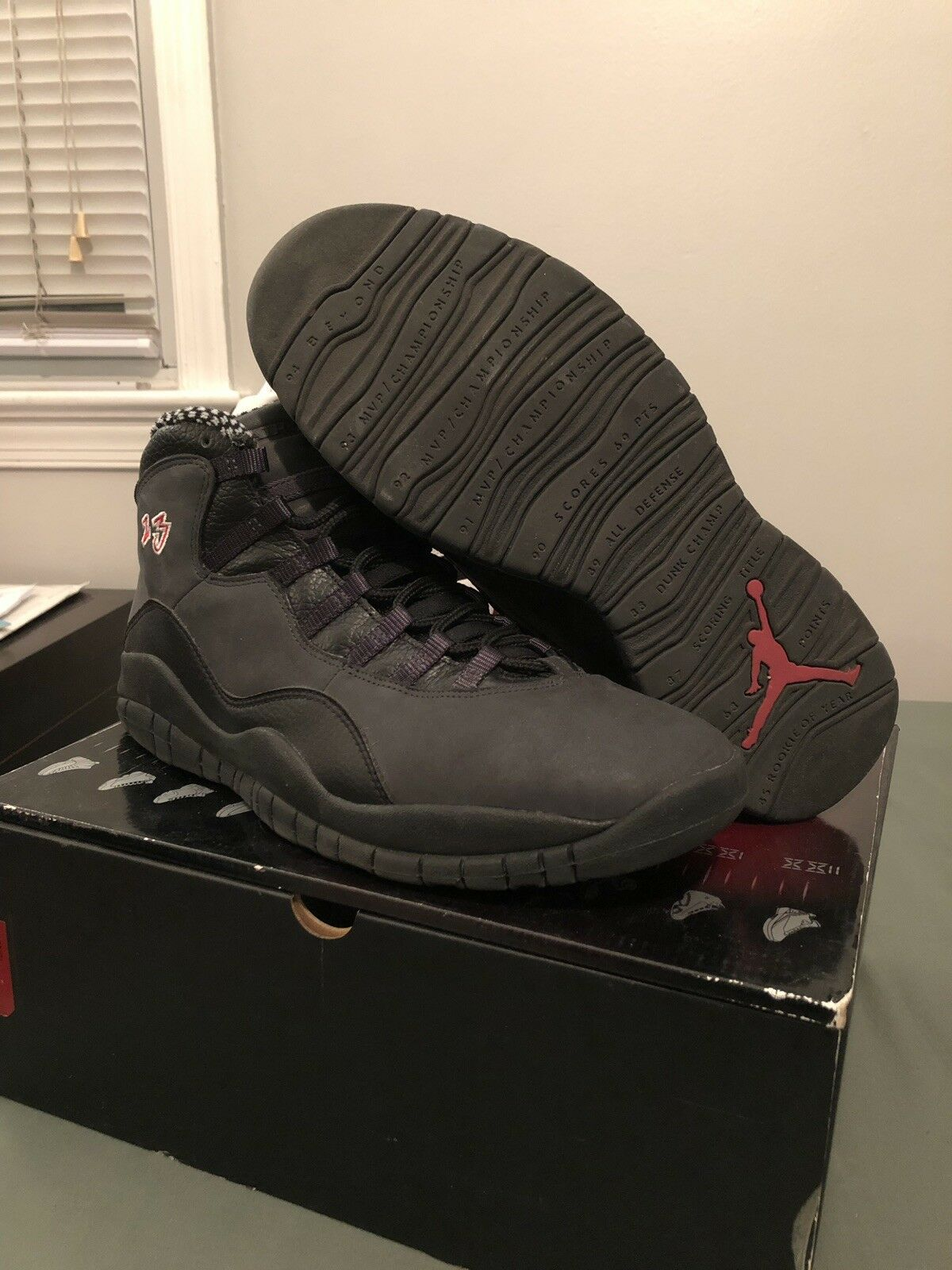 Air Jordan CDP 10 10 10 13 Dimensione 11.5 65bb27