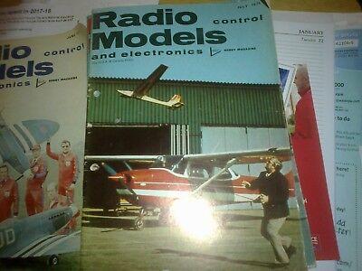 Apprensivo Radiocomando Modelli E L'elettronica Magazinejuly 1975 Copia-75 Copy It-it Mostra Il Titolo Originale