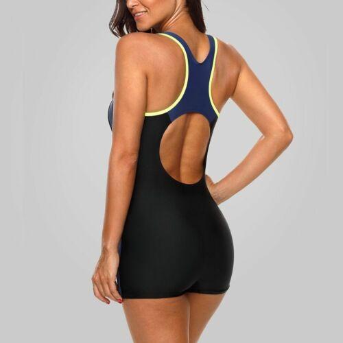Swimsuit Sport One Piece Women Swimwear Beach Wear Bathing Suits