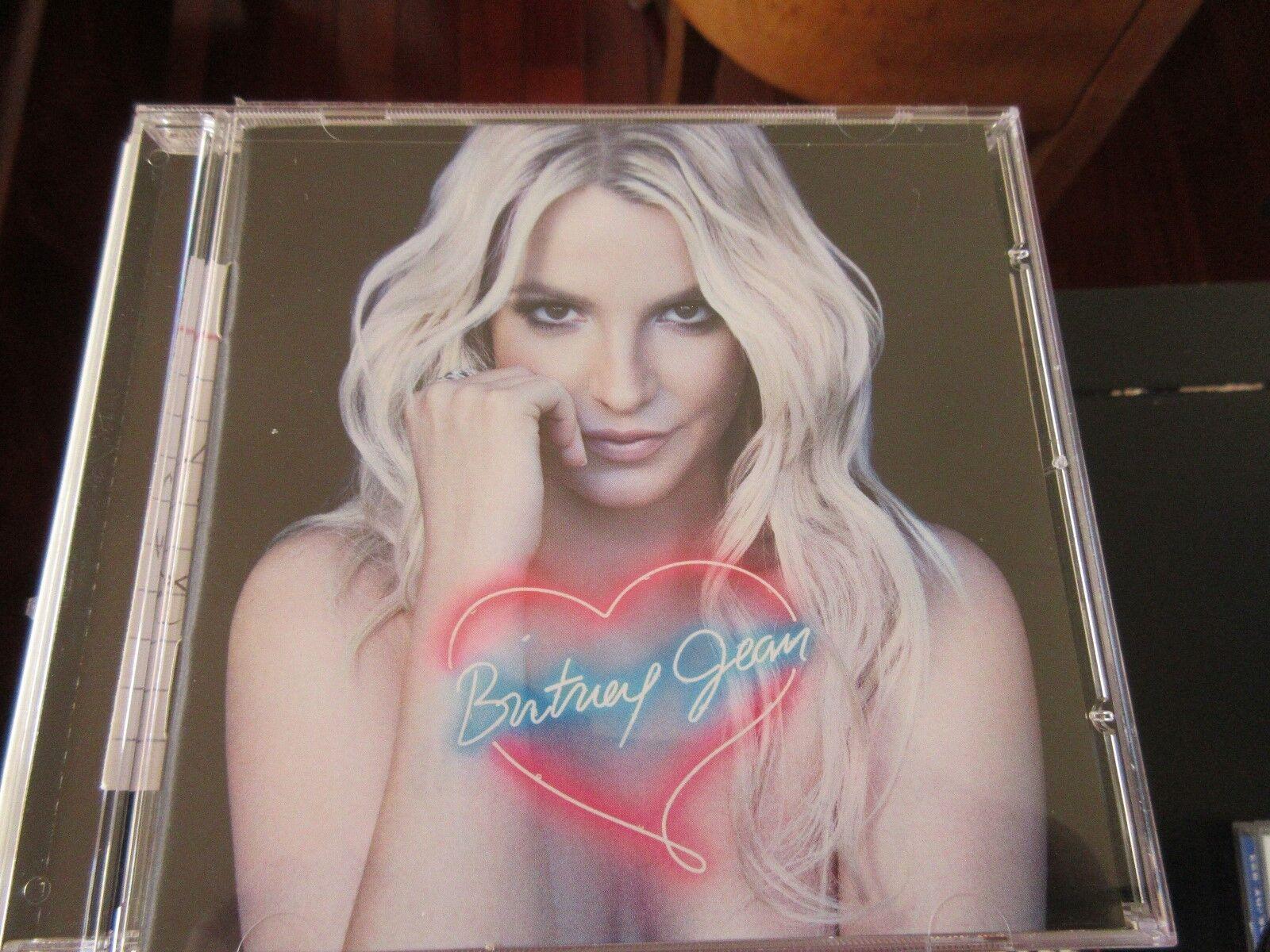 Britney Spears , Britney Jean , CD