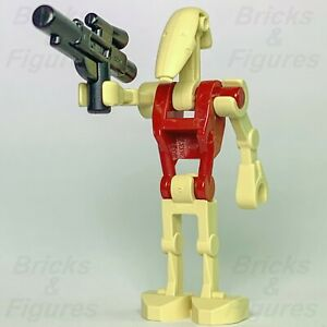 New-Star-Wars-LEGO-Security-Battle-Droid-Minifigure-9509-9494-7662-Genuine