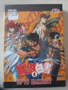 Serie-DVD-Yu-Yu-Hakusho-N-4-Neuf-Emballe