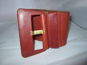 Tres-jolie-ceinture-en-cuir-TBEG-vintage-a-saisir-DAVVERO-Belt