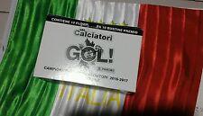 Album calciatori 2016 2017 panini 1 BOX GOL VUOTO PERFETTO