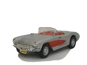 1-39-1957-CHEVROLET-CORVETTE-COCHE-DE-METAL-A-ESCALA-SCALE-CAR-DIECAST-1-32-1-43
