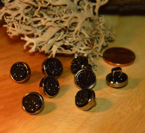 Eyecatcher bottone M STEG Bottoni 1,2cm 12mm 5 PZ NUOVO