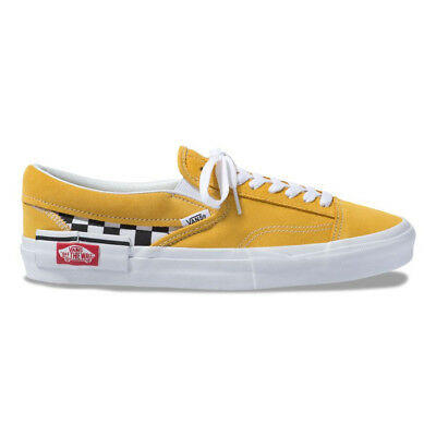 yellow vans cap