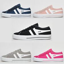 Gola Classics Quota II Womens Girls Retro Vintage Plimsol Trainers £19.99