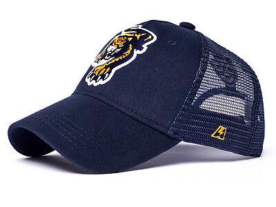 "dark blue HC Sochi KHL Trucker Cap Hat /""Leopard/"" Team logo"