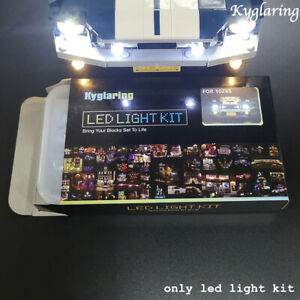 Kyglaring-LED-Light-for-LEGO-10265-Creator-Ford-Mustang-Beleuchtungs-sets