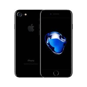 Apple-iPhone-7-256Go-Jet-Noir-Debloque-Telephones-Mobiles-excellent-etat