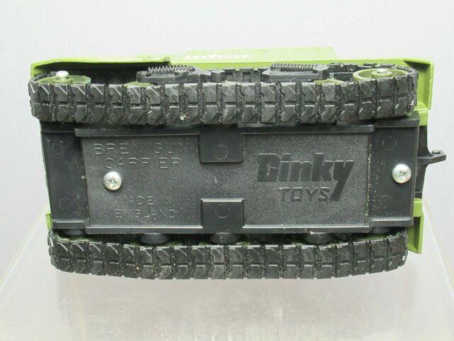 DINKY TOYS REPLACEMENT TRACKS 353Shado//622BREN//690,691ALVIS//694//977//984 1 PAIR.