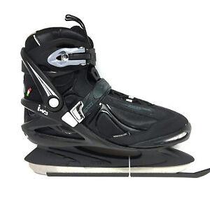 Roces-ICY-3-Eislauf-Schlittschuhe-Semisoft-Unisex-Gr-41-Freizeit-Eishockey-Kufe