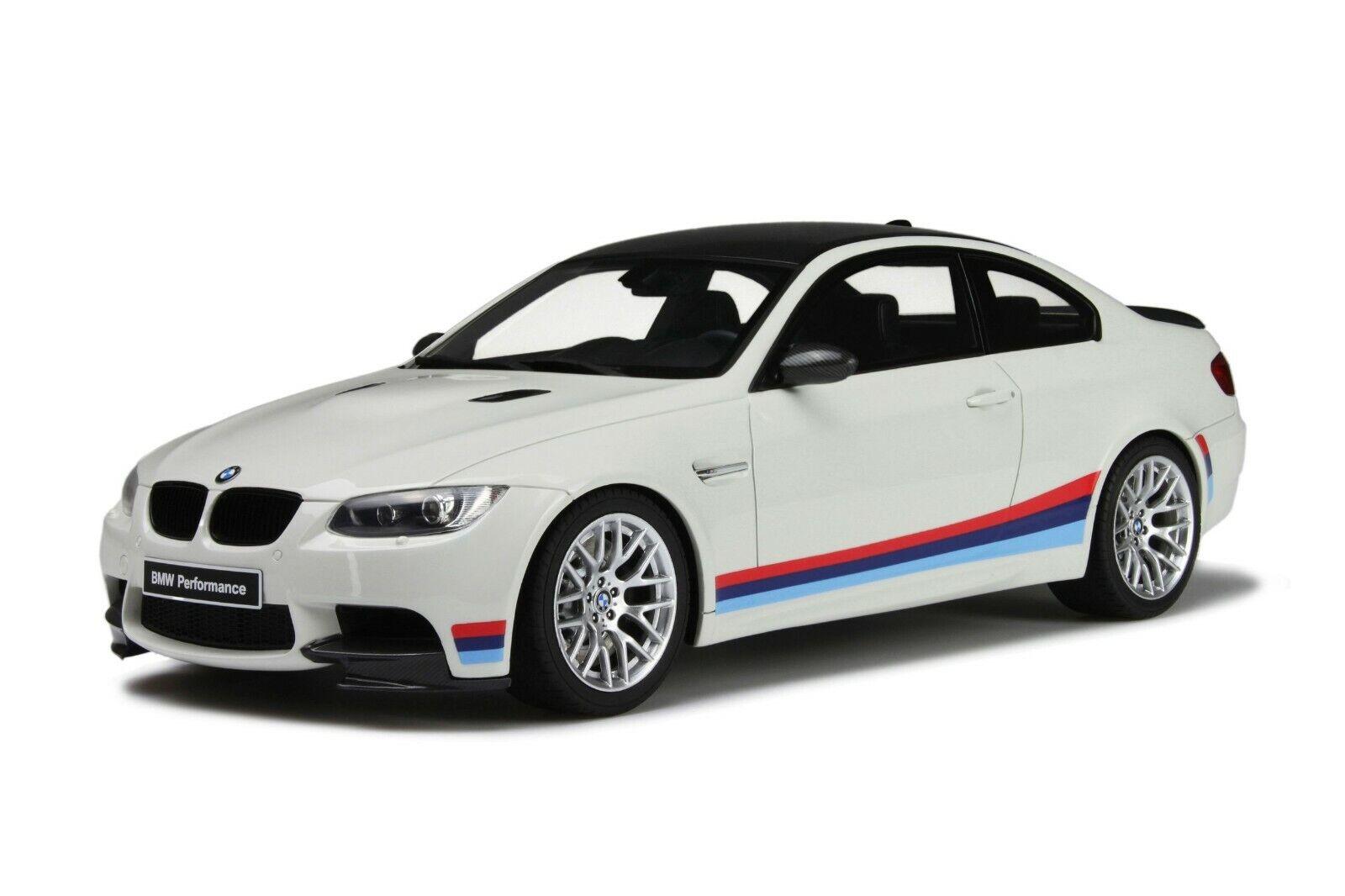En EE. UU.   nuevo 1 18 GT Spirit gtspirit BMW E92 M3 M Rendimiento Coche Modelo GT707