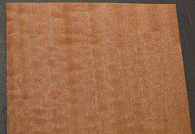 Pomelle Sapele Raw Wood Veneer Sheets 16.5 x 31 inches 1//42nd thick     a7727-34