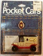 Tomica Pocket Cars #134-F13 Ford Model T Happy Home Bread Delivery Truck F11