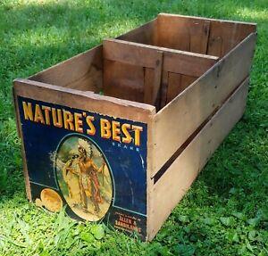 Sunkist Orange Crates
