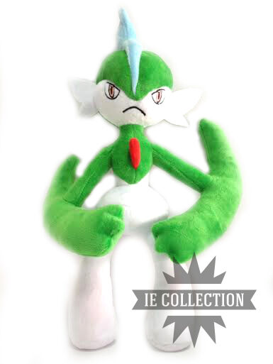 POKEMON GALLADE SOFT TOY 30 CM snowman Gallame mega Galagladi plush Ralts Kirlia