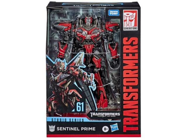 Transformers Studio Series Sentinel Prime SS 61 Voyager Class