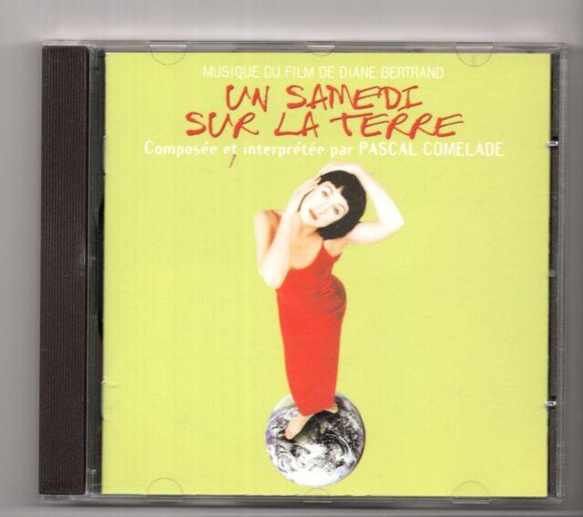 (IY33) Un Samedi Sur La Terre, Soundtrack - 1996 CD