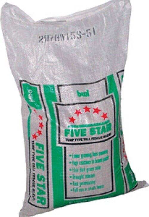 vendita calda Five Five Five Star Fescue Erba Miscela - 22.5kg  spedizione e scambi gratuiti.