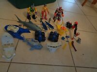 FISHER PRICE RESCUE HEROES LOT PLUS EXTRAS  LOOK