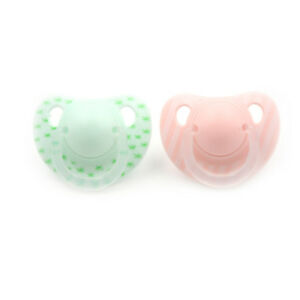 Infant-Baby-Supply-Soft-Silicone-Orthodontic-Nuk-Pacifier-Nipple-Sleep-SootB-Y