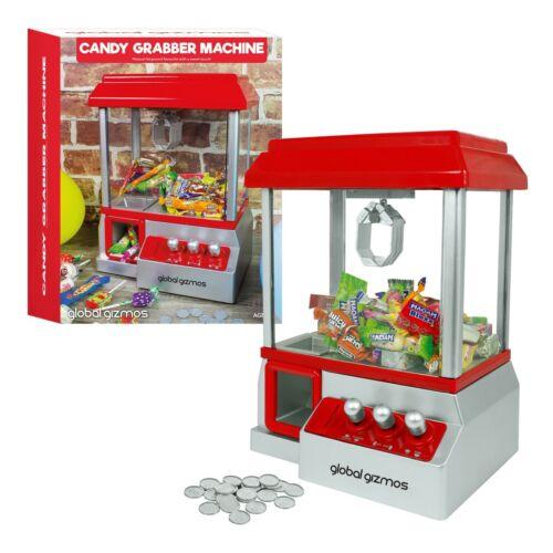Candy Grabber Catcher Money Box Party Arcade Machine Ideal Fun for Children Gift