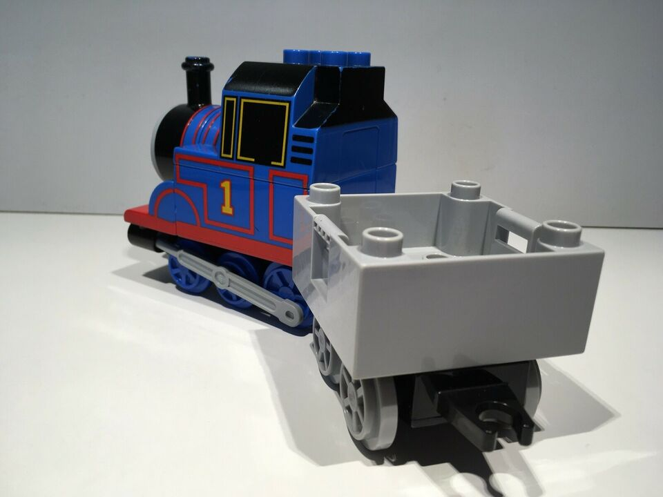 Lego Duplo, Thomas tog fra Thomas og Venner