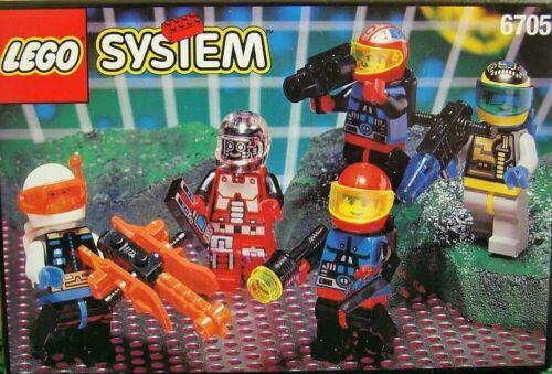 Lego Space Explorers 6705 ohne Box