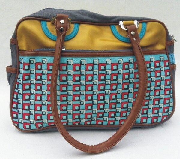 Retro Handtasche im 70er Jahre Stil von Noi Noi Noi + unbenutzt | Verschiedene Arten Und Die Styles  |  Neuer Markt  | Niedriger Preis  | Ich kann es nicht ablegen  08929d