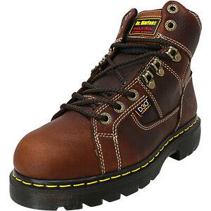 Dr-Martens-Men-039-s-Ironbridgeim-Mid-Top-Leather-Industrial-and-Construction-Shoe