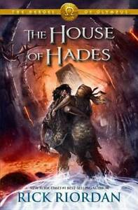 The-Heroes-of-Olympus-Book-Four-the-House-of-Hades-Riordan-Rick-New-Book