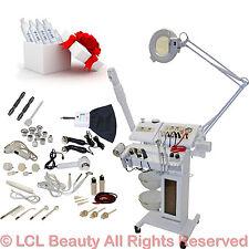 14 in 1 Facial Machine Micro Dermabrasion Steamer Skin Care Spa Salon Equipment