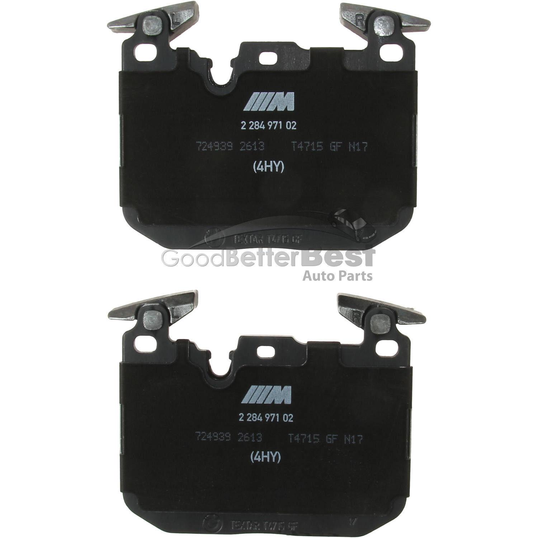 Fits BMW 1 Series F20 116d Genuine OE Textar Rear Disc Brake Pads Set