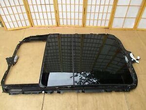 04 10 Bmw X3 E83 Panoramic Sunroof Glass Window Sun Moon Roof Complete Assembly Ebay