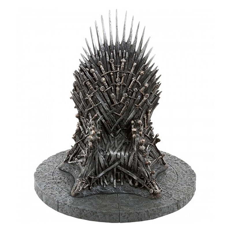 Game of Thrones Iron Throne 17cm collectors action Figure Hot New Christmas gift