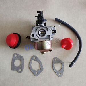 "208cc Two-Stage Snow Blower Carburetor carb MTD Yard Machines 26/"""