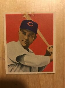 John-Wyrostek-Original-1949-Bowman-Baseball-Card-37