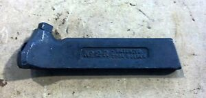 """ARMSTRONG No 2-S STRAIGHT LATHE 3//8/"""" TOOL BIT HOLDER"""