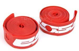 FSA NYLON 700C X 17MM RED RIM STRIPS--BOX OF 10