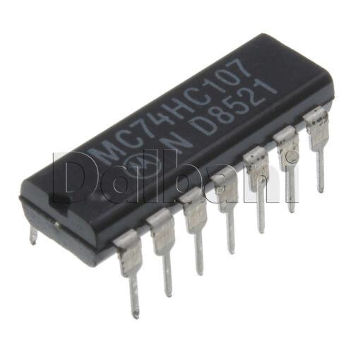 MC74HC107 Original Motorola Semiconductor